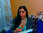 Live Webcam Chat: AZALIYA