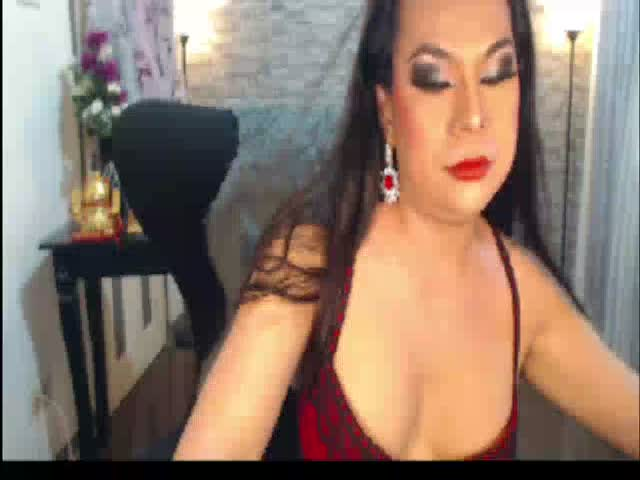 Enjoy your live sex chat IamYOURlykathefeederTS from Cams - 23 years old -