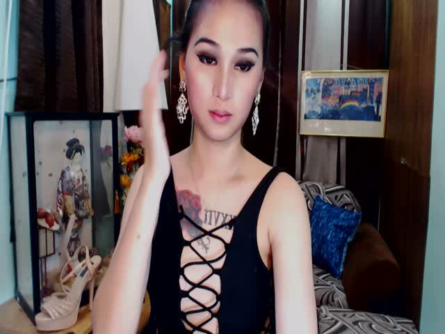 Enjoy your live sex chat KittyKatrinaTS from Cams - 20 years old -