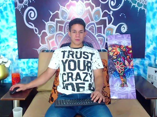 Adam2Dom live on Cams.com